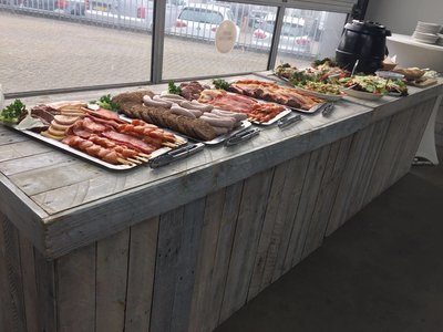 Barbecue buffet 3